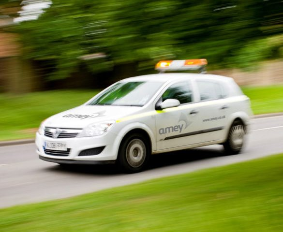 Amey appoints Applied Driving Techniques to improve fleet safety