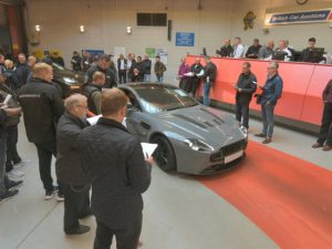 BCA reports strong demand for prestige vehicles