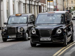 LEVC electric black cabs enter final testing on London streets