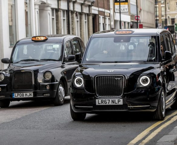 LEVC electric taxis enter final testing on London streets