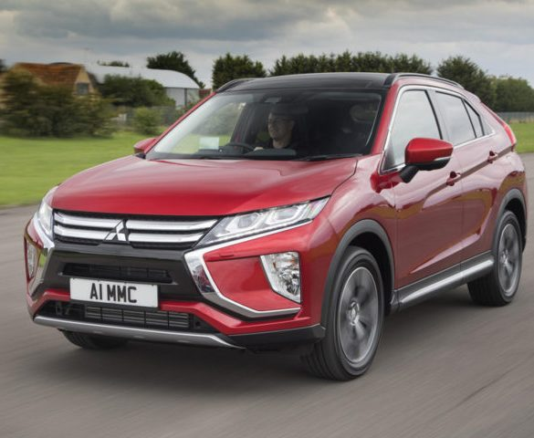 Strong residual values forecast for Mitsubishi Eclipse Cross