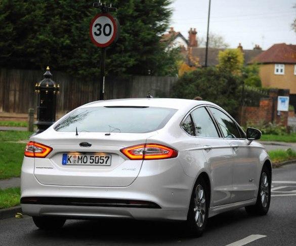 Autonomous vehicle trials take to UK roads