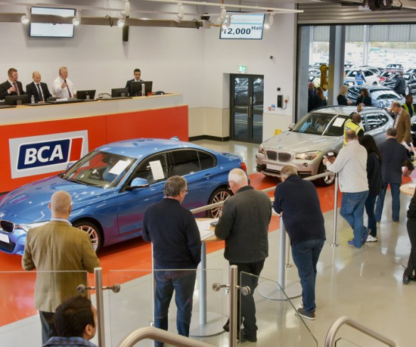 Fleet and lease values at record level for third month running