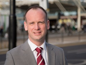 Lee Taylor, Chief Sales Officer for Allianz Worldwide Partners in the UK