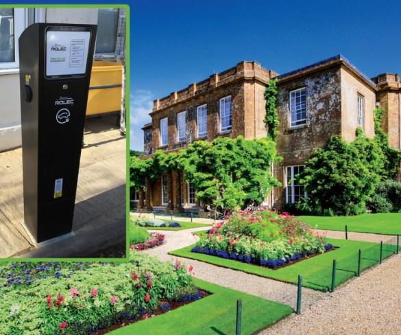 EV charge points prove popular at Warner Leisure Hotels