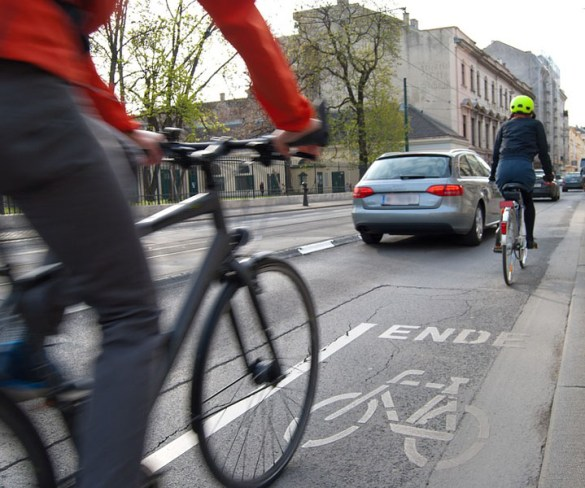 Four out of five fleets don't have vulnerable road user policies