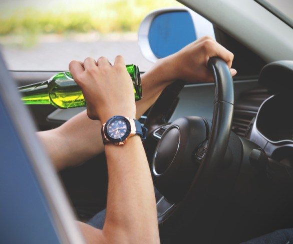 Increase in drink and drug driving convictions revealed in insurance quote data