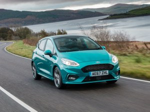 All-New Ford Fiesta ST-Line