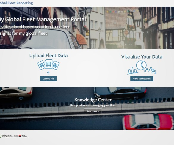 ALD Automotive launches global fleet reporting solution