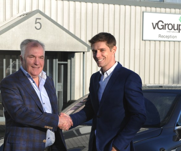 Mike Wise takes director role at vGroup International