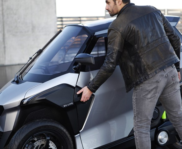 EU-LIVE takes on the Twizy with new EV mobility solution