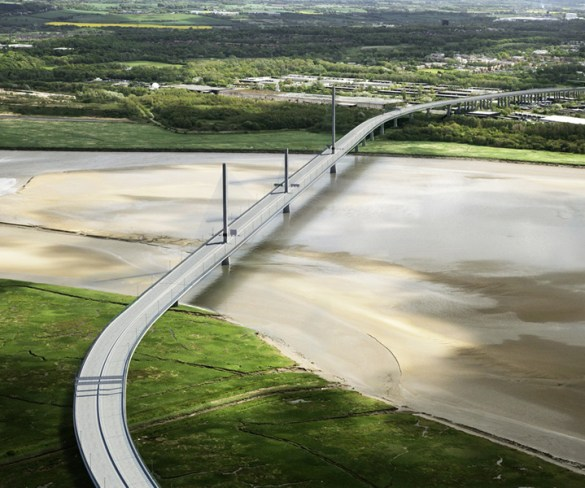 Merseyflow bridge's new toll system catching fleets out
