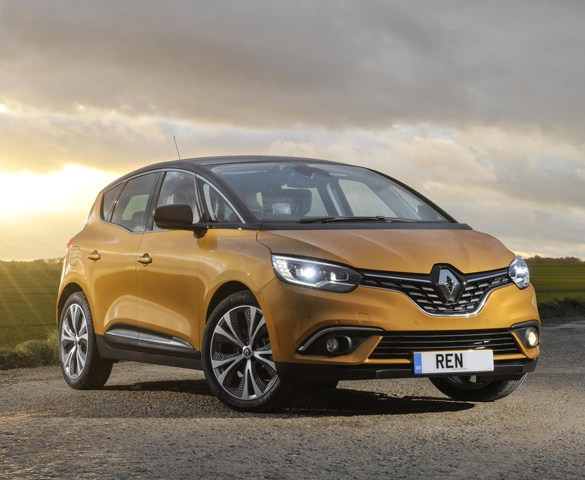 Renault Scénic and Grand Scénic get cleaner petrol engine range