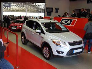 BCA car auction