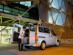 Electric commercial vehicles could save UK businesses £13.7bn, according to new research
