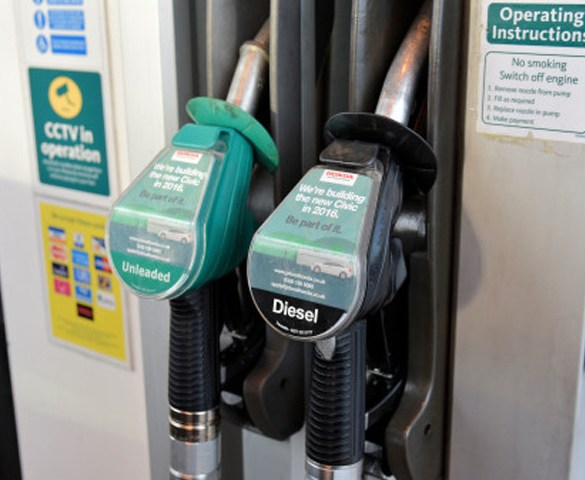 Fuel price warning in run-up to Christmas