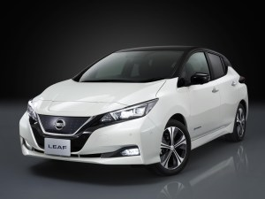 The 2018 Nissan Leaf won't include a battery lease option