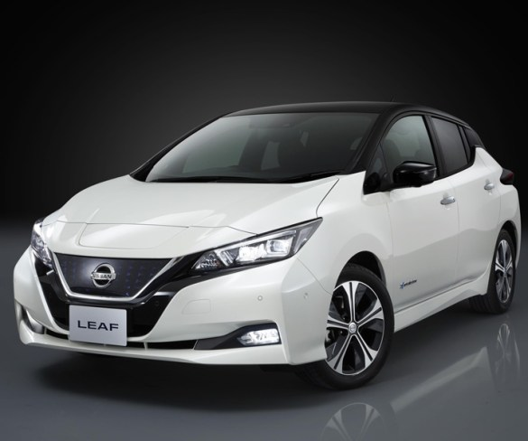 Nissan abandons battery lease for new Leaf