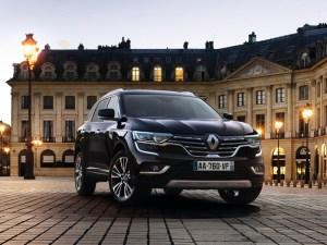 All-New Renault Koleos Initiale Paris