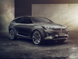 Byton's first fully-electric SUV is due to launch in Europe in 2020