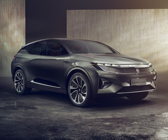 Byton sets sights on Tesla with electric SUV