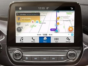 Using Waze inside your Ford vehicle is about to get easier than it's ever been