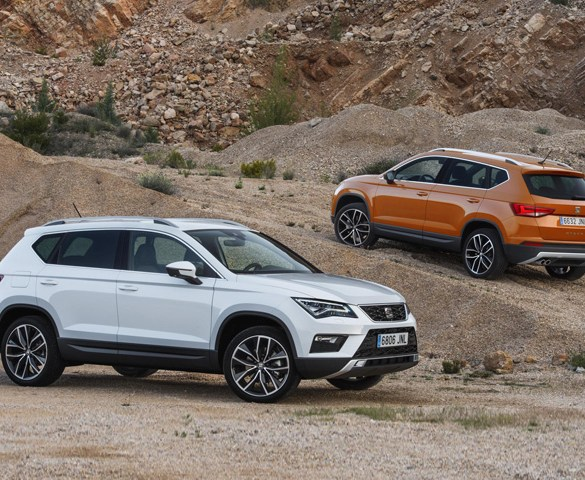 Leon and Ateca drive 50% rise in Seat true fleet sales