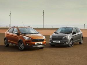 The new Ford KA+