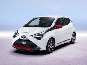 A fresh face and more driving fun for Toyota Aygo