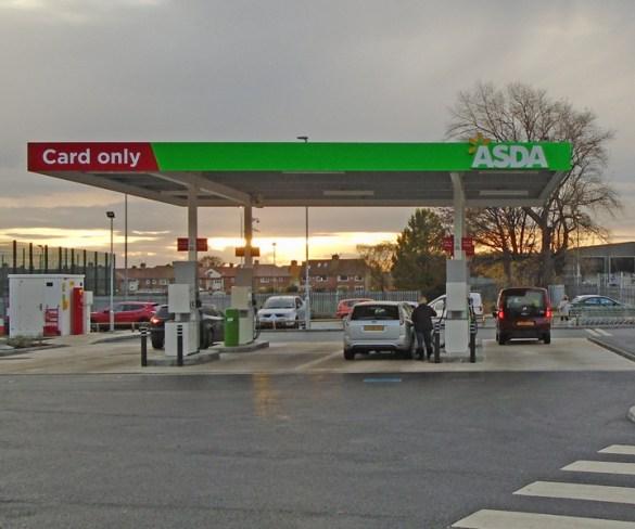 Asda sparks further fuel price war