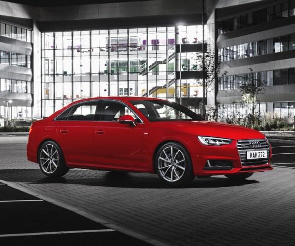 Best Compact Executive Car: Audi A4