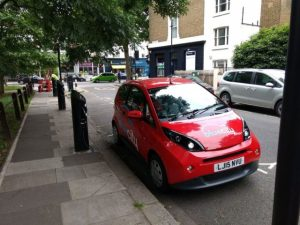 London already operates several private charging schemes, such as Bolloré's BlueCity electric car sharing scheme