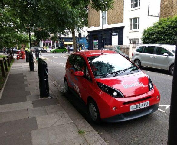 Mayor's taskforce set up to boost London's EV uptake
