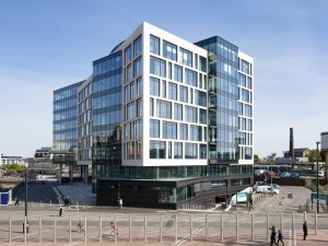 MotoNovo Finance's Central Square offices in Cardiff had limited parking, making vehicle rental a favourable option