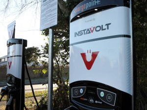The rapid chargers will go live at nine of the Cornwall Garage Group's forecourt network.