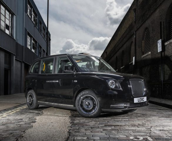 OLEV grants bring up to £7,500 off price of ULEV taxis