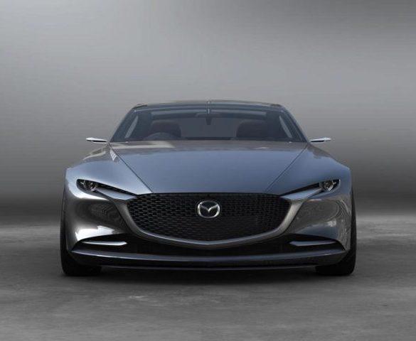 Rotary power returns as part of Mazda's eco range