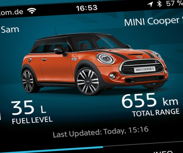 4G introduction opens up mobility services for Mini