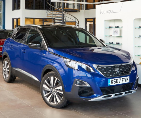 New trim level brings luxury kit for Peugeot 3008 and 5008