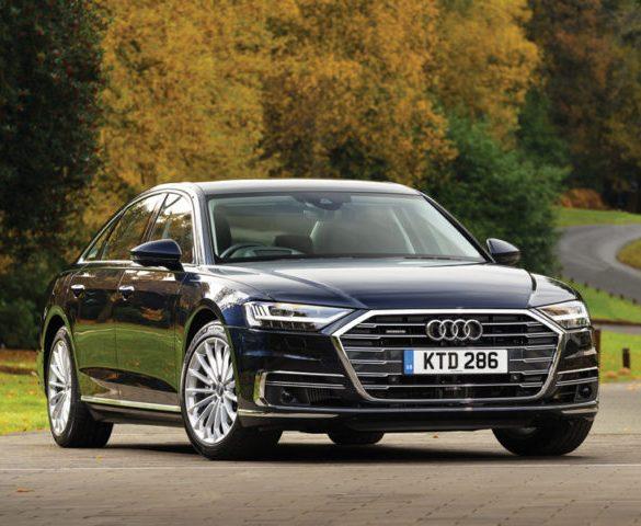 First Drive: Audi A8 50 TDI