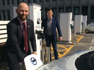 Salford City Council says it has saved £400,000 in the first 18 months after switching to EV pool cars