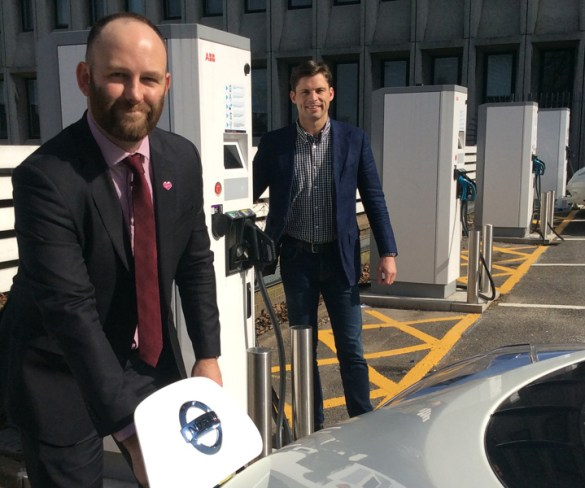 Switch to EV pool cars saves Salford City Council thousands