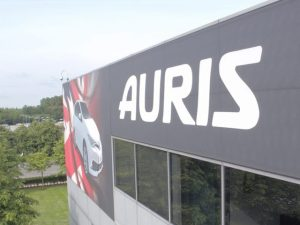 The new Toyota Auris is confirmed for production in the UK