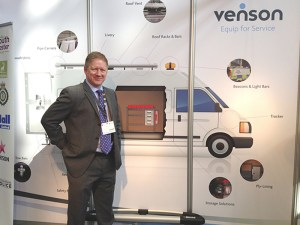 Venson Automotive Solutions has been awarded its fourth fleet contract extension by Unison