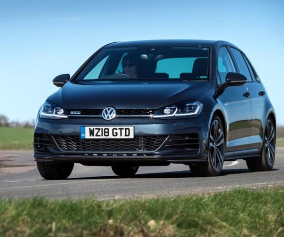 Best Lower Medium Car: Volkswagen Golf