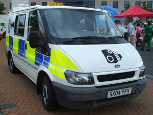 Camera vans are being used to prosecute drivers not wearing a seatbelt or using their mobile phone while driving
