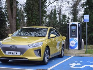 Chargemaster predicts one million charges to take place each year on its Polar network by 2020