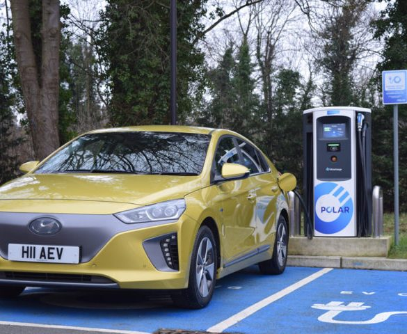 Chargemaster predicts half a million EVs on UK roads by 2020