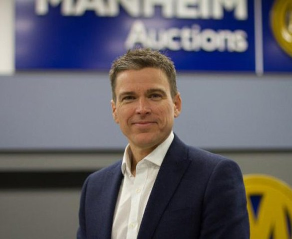 Peter Bell joins Manheim as managing director