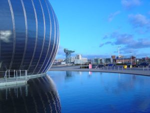 The Scottish Government has committed to introduce LEZs into Scotland's four biggest cities between 2018 and 2020, starting with Glasgow.